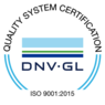 [Translate to FR:] DNV Gl ISO Logo